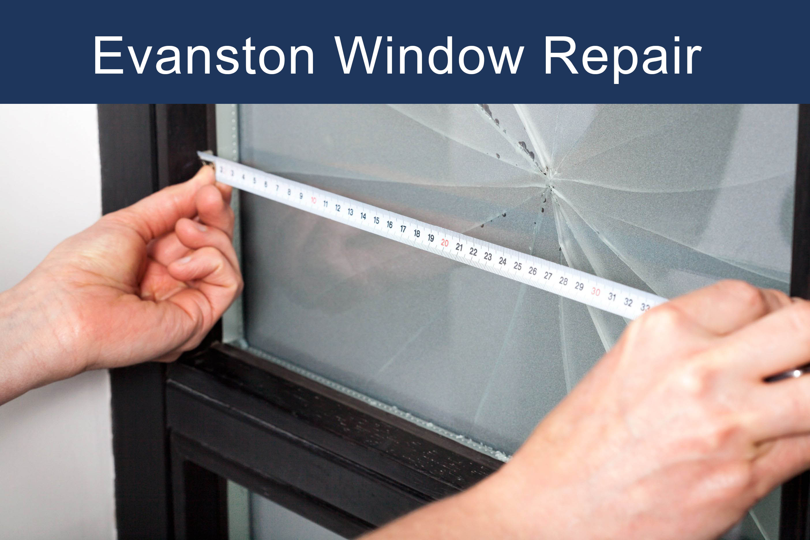 evanston window repair