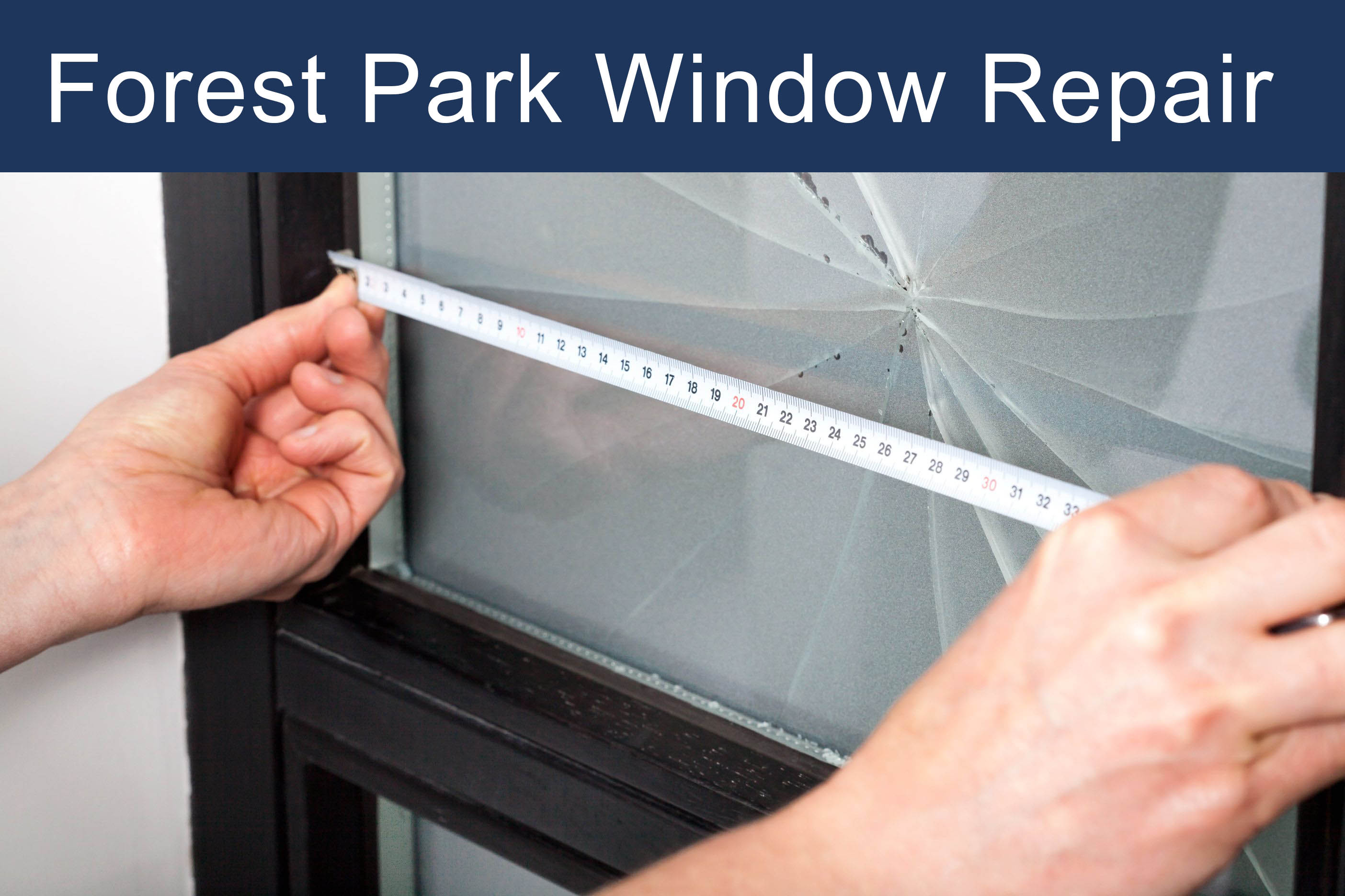 forest park window repair