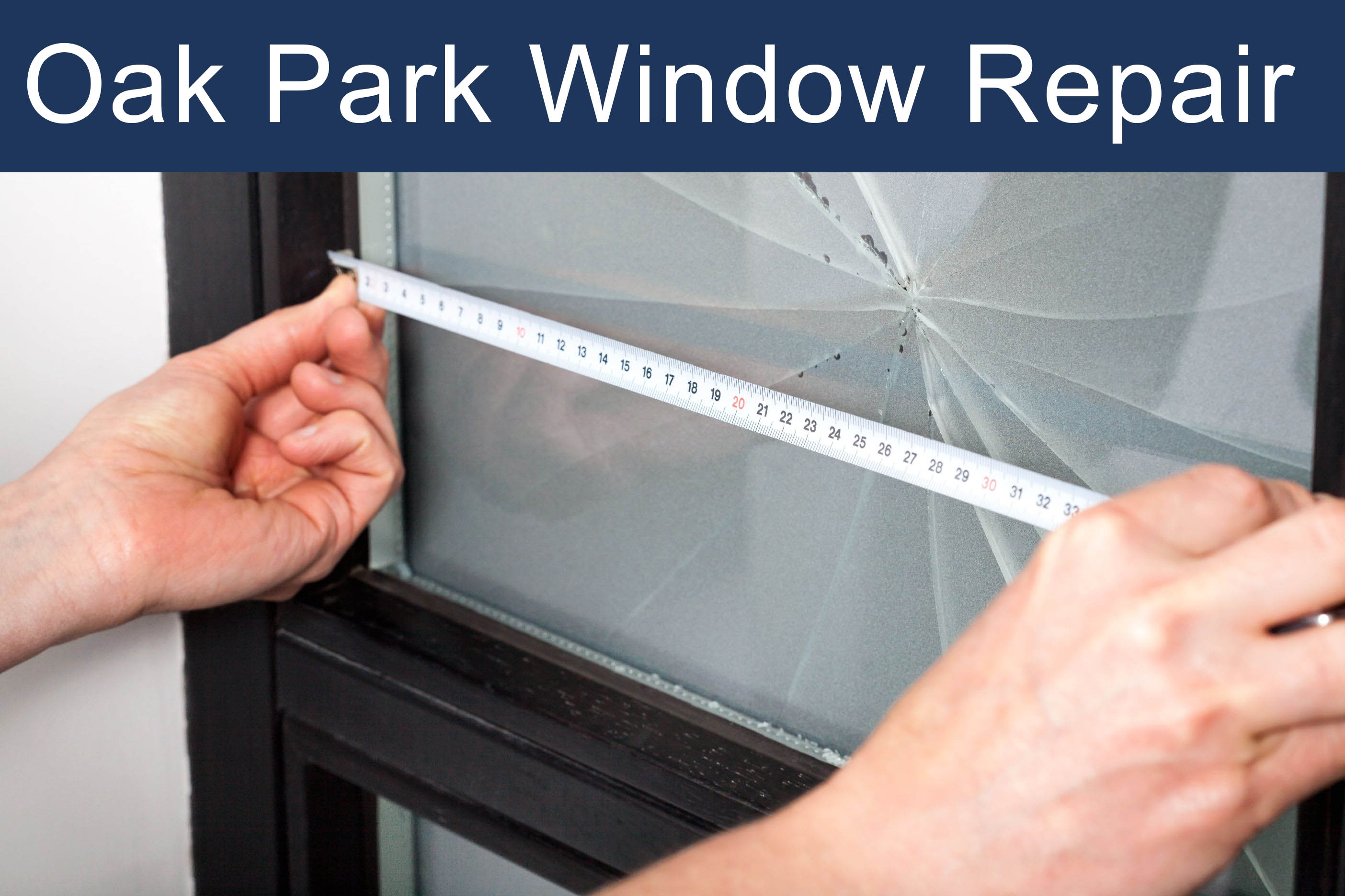 oak park window repair
