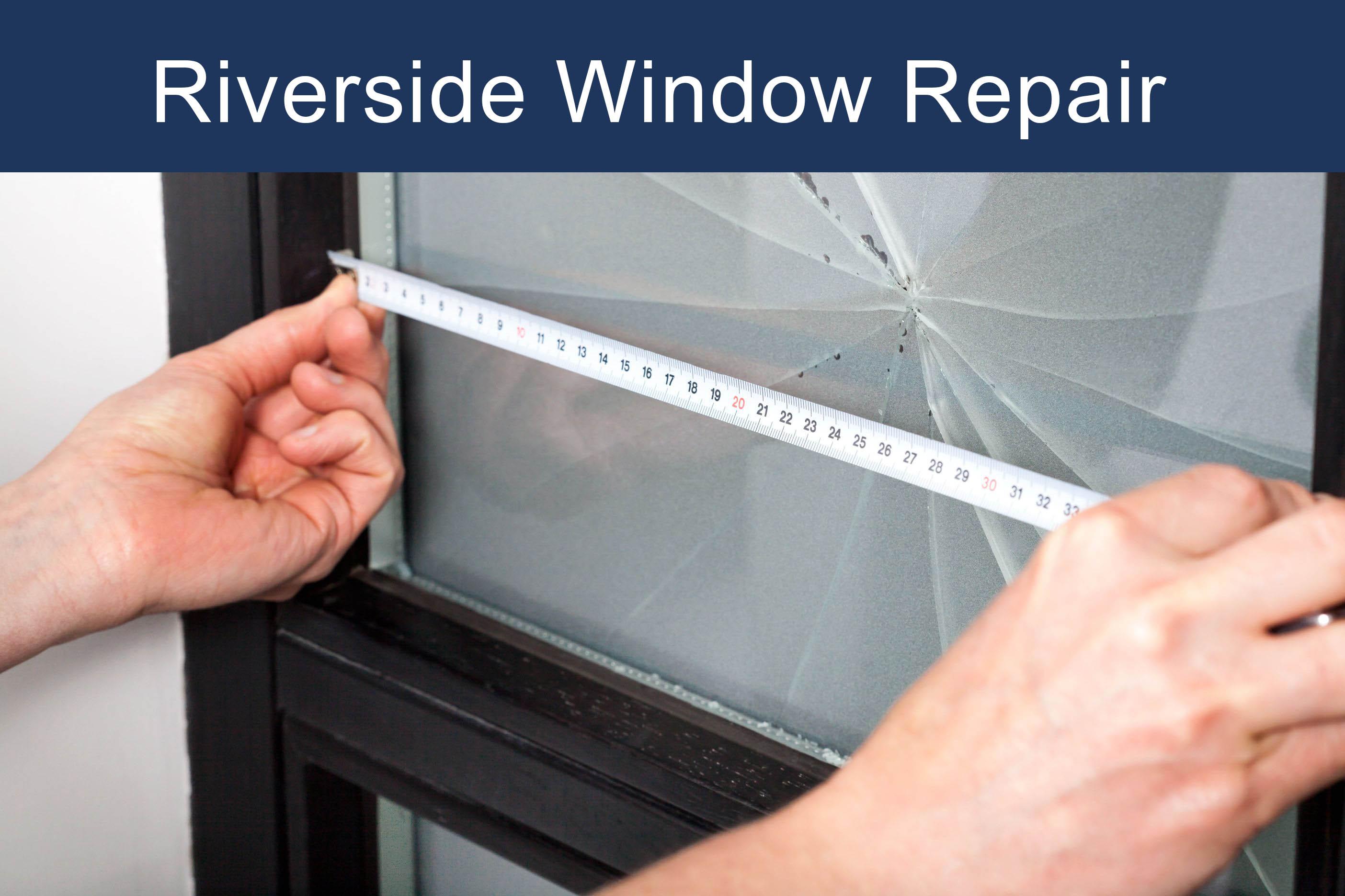 riverside window repair