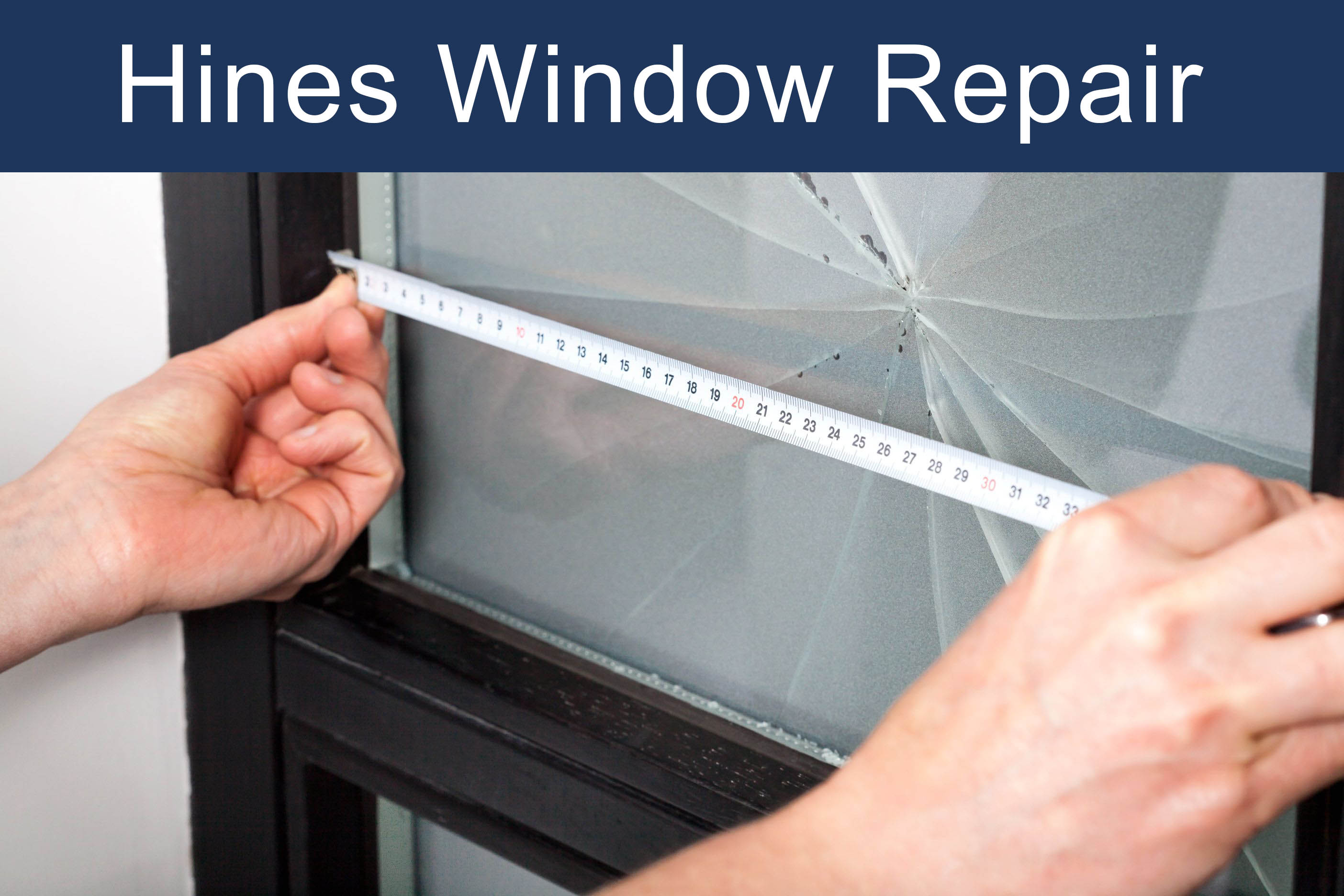 hines window repair